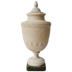 Early 19th Century Alabaster Urn