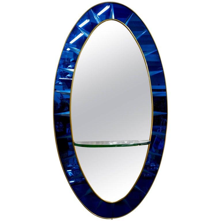 Stunning Cristal Art Mirror