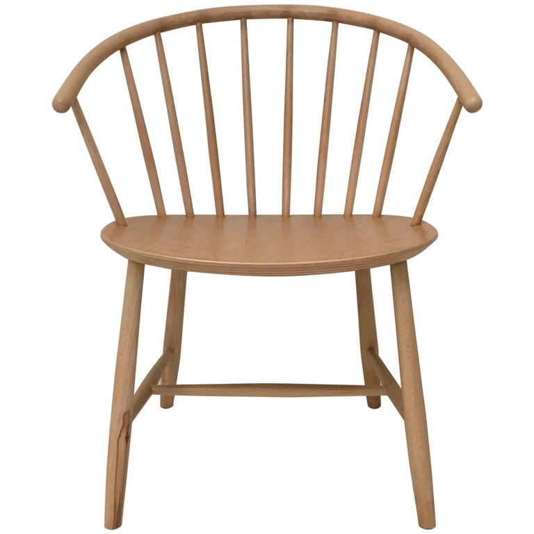 Ejvind Johansson J64 Chair for FDB Møbler, Denmark, 1952