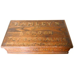 Hamley's Toy Shop Real Stone Block Junior Building Set, Boxed, Victorian
