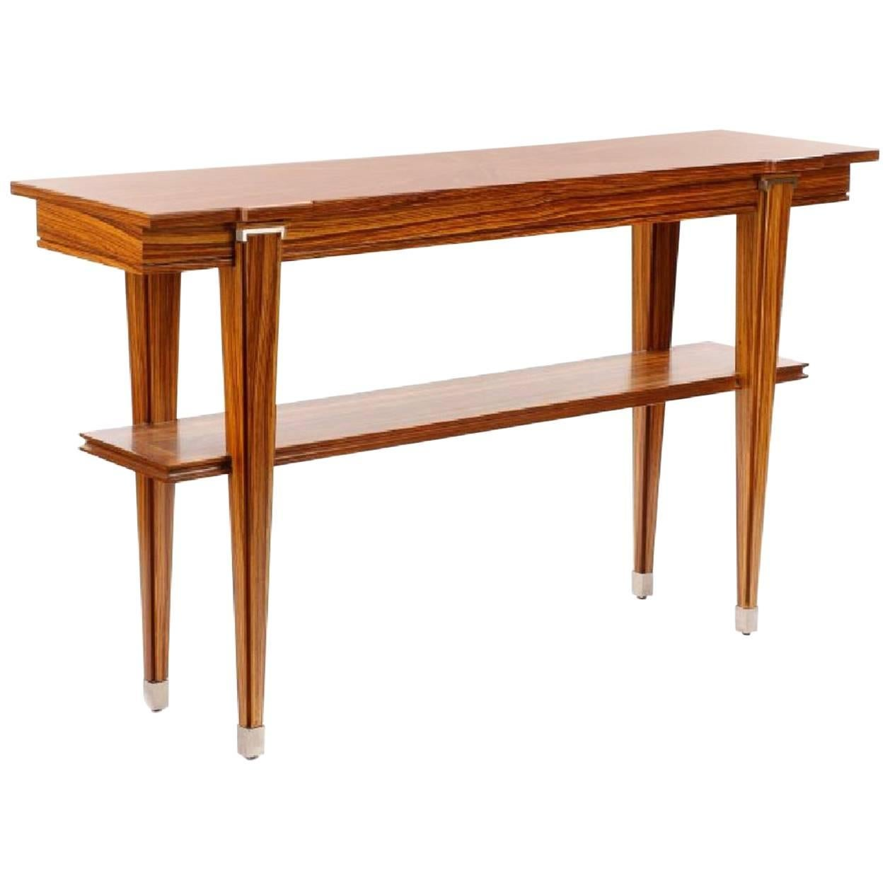 William Switzer Lucien Rollin Collection Console Serving Table