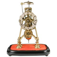 Skeleton Clock
