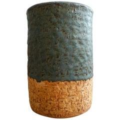1950s Hal Fromhold California Studio Pottery Vase
