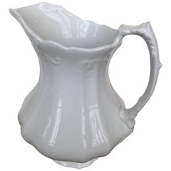 Ironstone Johnson Bros. Pitcher