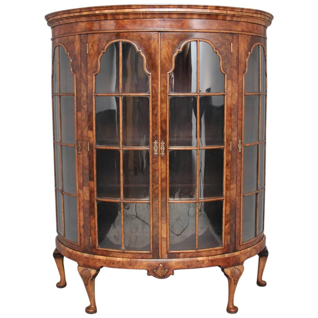 Queen Anne Cabinets - 14 For Sale at 1stdibs