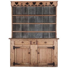 Early 19th Century Pine Irish Dresser, circa 1820