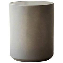 Glazed Ceramic Side Table