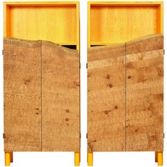 Studiolo Cabinets by Pierre Gonalons