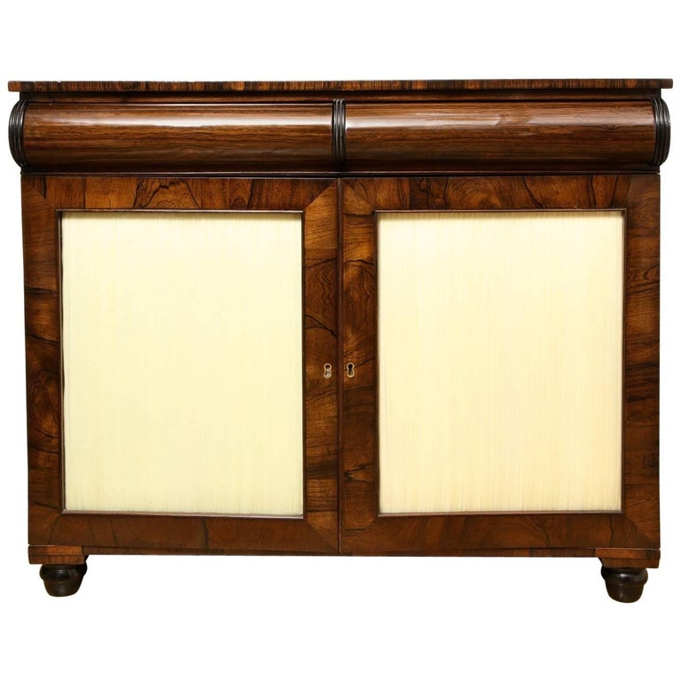 Rosewood Bar Cabinet For Sale