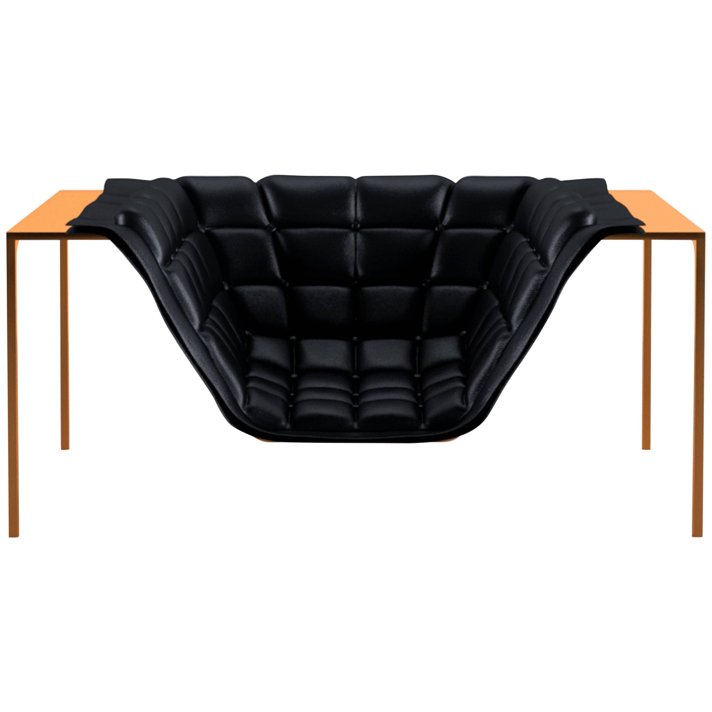 Collectible Design \u0027Moon\u0027 Armchair, a Contemporary Piece with a ...