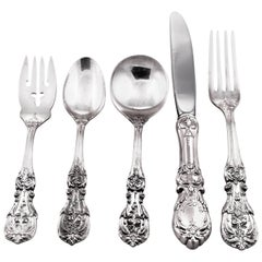 Francis I Flatware, Service for 12