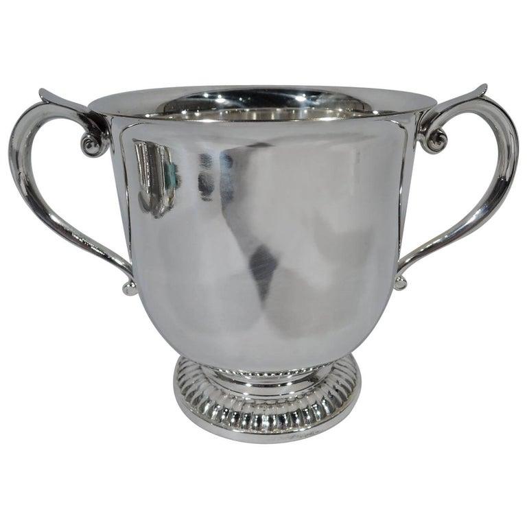 Kirk-Stieff Sterling Silver Trophy Cup