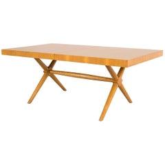 Mid-Century Modern T.H. Robsjohn-Gibbings Dining Table