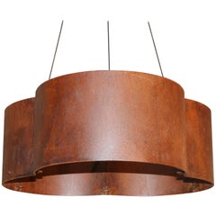 Italian Clover Shaped Hanging Light Designed by Brendan Bass