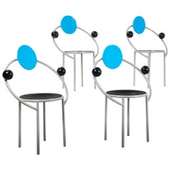 Michele de Lucchi First Chairs