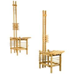 Anacleto Spazzapan Studio Chairs