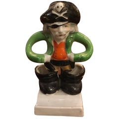 Pirate Toothbrush Holder from Japan