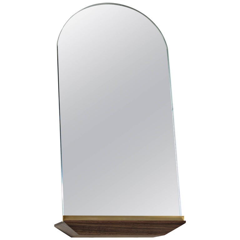 Propped Daily - Use Mirror by Phaedo, Arched