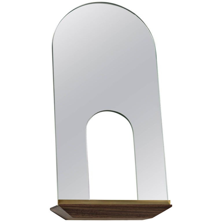 Propped Daily - Use Mirror by Phaedo, Arched with Void