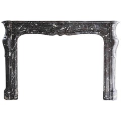 Antique Marble Fireplace - 833