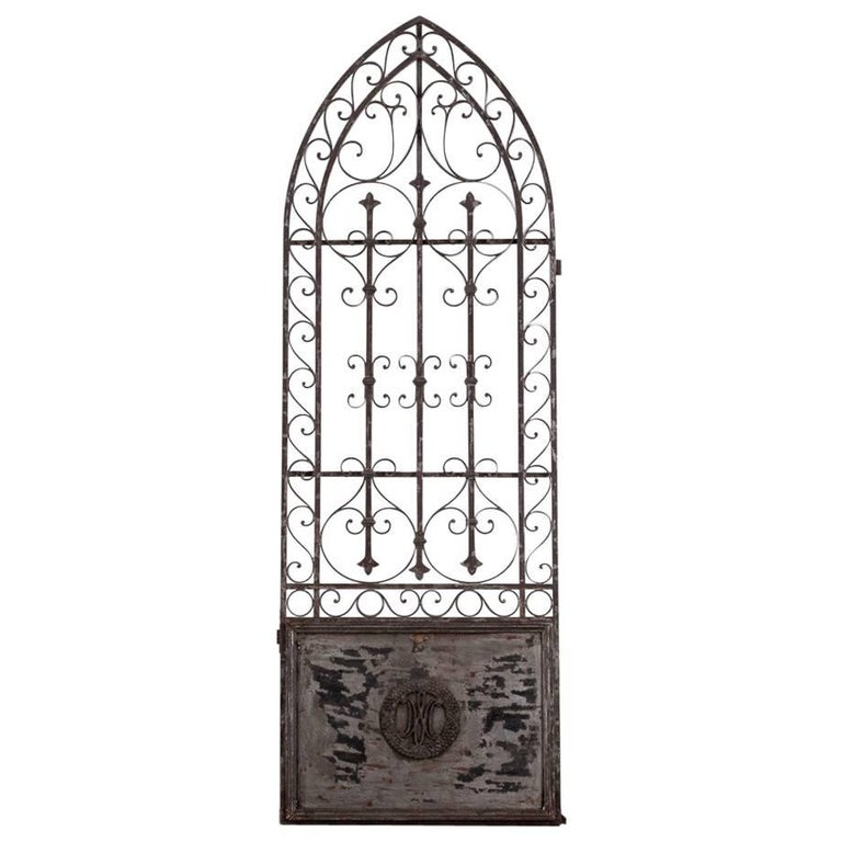 19th Century French Gate