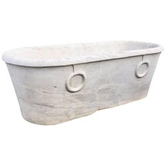 Antique Marble Bathtub
