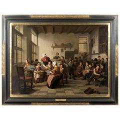 """""""The Schoolroom Brussels"""" by Basile de Loose"""