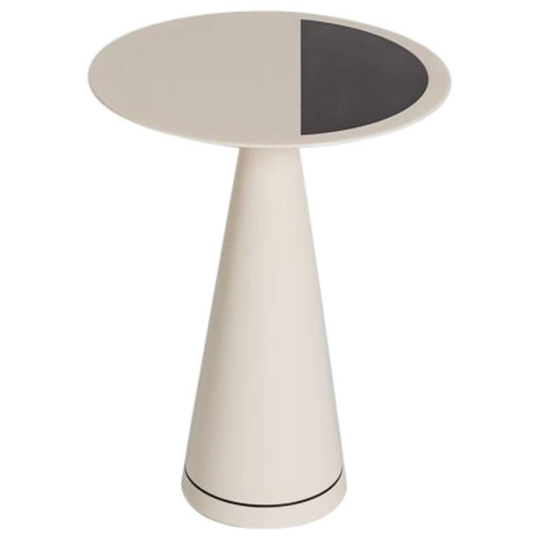 """Sandra Nunnerley, """"Luna"""" Side Table, United States, 2017"""