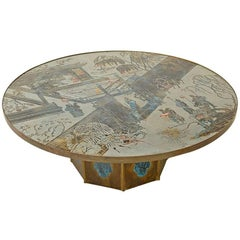 Chinoiserie Chan Coffee Table by Philip and Kelvin Laverne
