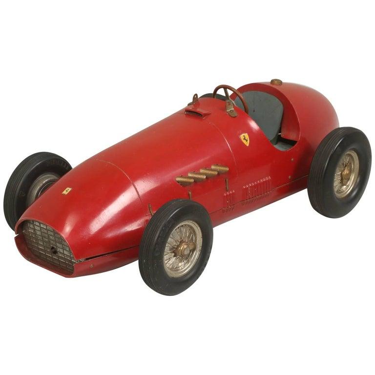 Ferrari 1953 500 F2 in 1:16 Scale, 100% Original Paint