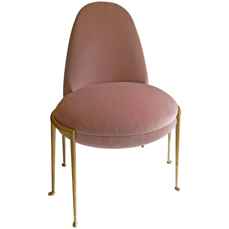 "Achille Salvagni, ""Papillia,"" Contemporary Side Chair, Italy, 2017"