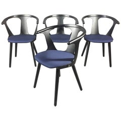Four Sami Kallio In-Between Chairs for and Tradition, Copenhagen