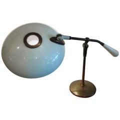 Articulating Desk Lamp by Gerald Thurston for Lightolier