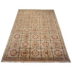 Tibetan Empire Savonerrie Design Rug