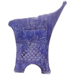 """Bonbon Chouval """"Indigo""""/Sculpture"""