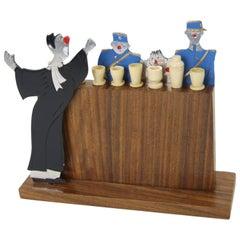 Court Case Cocktail Sticks Set by Sudre