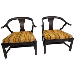 Asian Modern Lounge Chairs