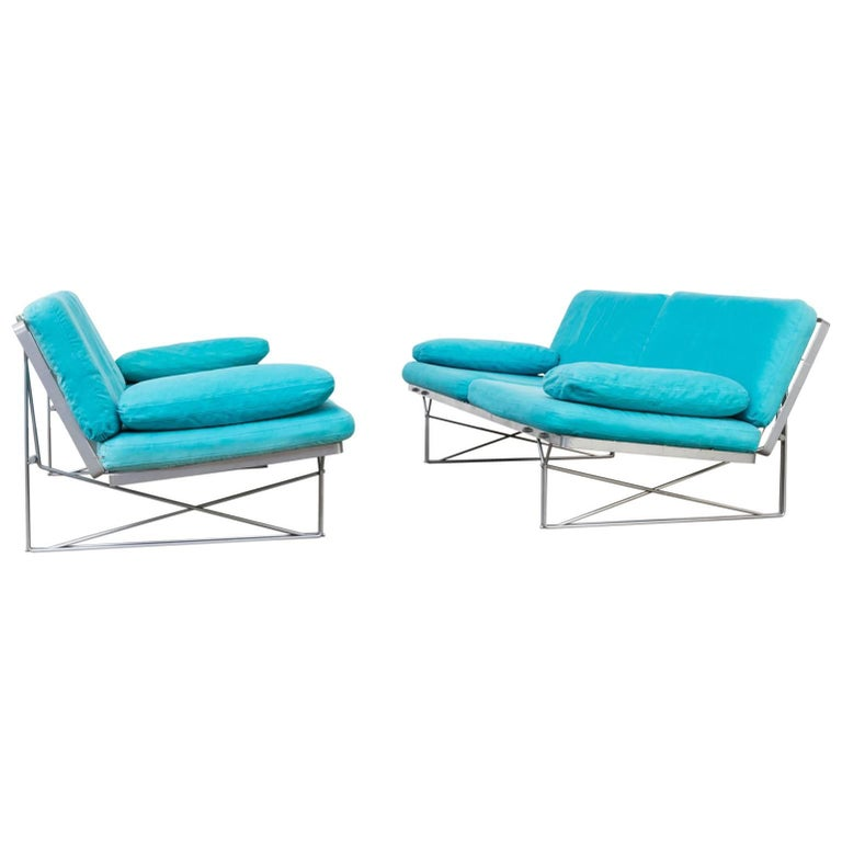1980s niels gammelgaard moment sofa for ikea set of two for sale at 1stdibs Ikea moment sofa