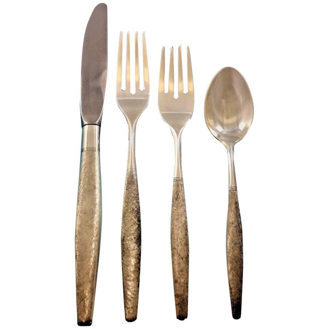 Florentine Kirk sterling silver dinner fork