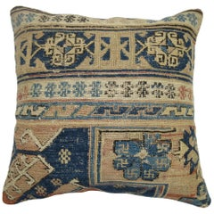Caucasian Soumak Rug Pillow