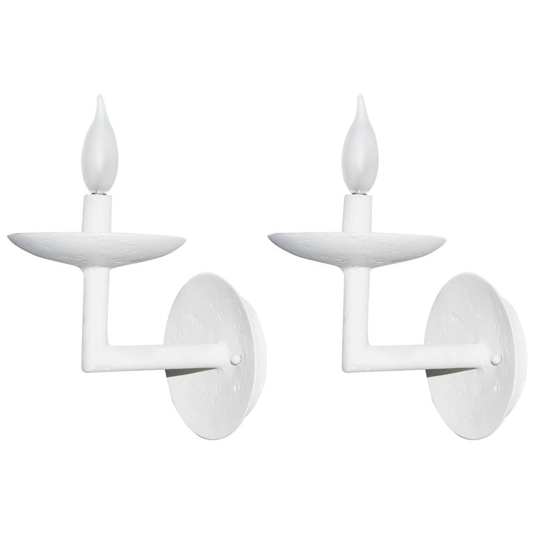 Pair of Couronnes Sconces by Bourgeois Boheme Atelier