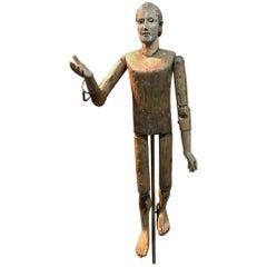 """Italian 17th Century """"Mannequin De Presentation"""""""