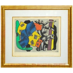"Fernand Leger ""La Racine Grise"" after Fernand Leger, circa 1953"