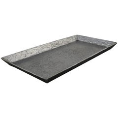 Michael Aram Cast Aluminium Flint Collection Rectangular Tray