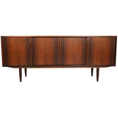 Gunni Omann for ACO Mobler Midcentury Credenza in Brazilian Rosewood