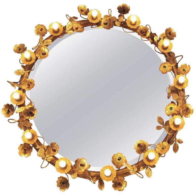 'Gracie' Wall Mirror