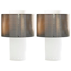 Pair of Table Lamps, Sweden, 1970s