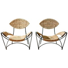 Contemporary Armchairs by Tom Dixon
