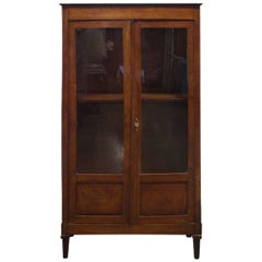 Charming 19th Century French Vitrine