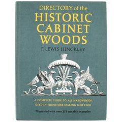 Directory of the Historic Cabinet Woods by F. Lewis Hinckley, First Edition